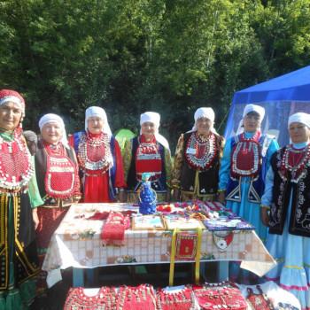 Юбилей деревни Идрисово